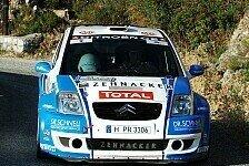 WRC - Aaron Burkart: Start für Citroen Junior Team