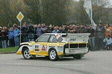 ADAC Rallye Masters - 3-Städte-Rallye als Hort der Kuriositäten