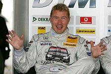 DTM - Mercedes: Eine fast perfekte Runde von Mr. Perfect