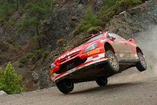 WRC - Peugeot: Angriff auf Solberg