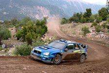 WRC - Subaru: Platz zwei verteidigt