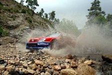 WRC - Keine Probleme bei Citroen