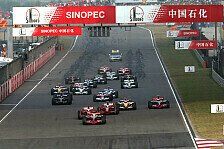 Formel 1 - Hamilton siegt in Shanghai