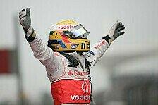 Formel 1 - Shanghai 2008 - Antwort auf der Strecke