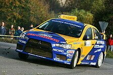 ADAC Rallye Masters - Konkurrenz wird degradiert
