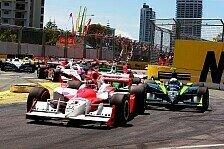 IndyCar - Auch die IRL muss sparen