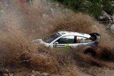 WRC - Doppeltes Punktefinish für Ford