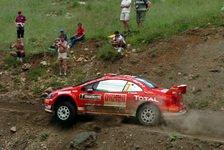 WRC - Peugeot muss angreifen