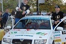 ADAC Rallye Masters - Packendes Saisonfinale im Diesel-Cup