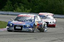 DTM - Ungefährdeter Doppelsieg für Audi