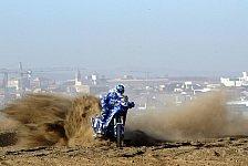 Dakar - Motorräder - Die Favoriten fahren KTM