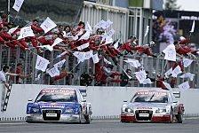 DTM - Audi liebt Brünn