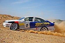 ADAC Rallye Masters - Ziel klar definiert