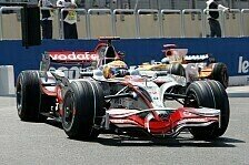 Formel 1 - Hamilton in letzter Kurve Weltmeister