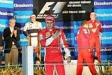 Massa: Aus der Formel 1 in die Formel E - seine Highlights