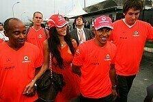Formel 1 - Bilder: Brasilien GP - WM-Feier