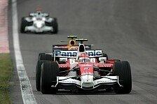 Formel-1-Historie: Brasilien-Fans wollten Glock 2008 hängen