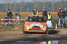 ADAC Rallye Masters - Jetzt wird Richert nervös