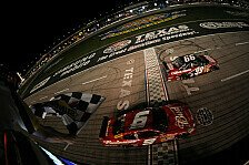 NASCAR - Carl Edwards gewinnt auch in Texas