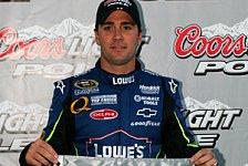 NASCAR - Jimmie Johnson legt vor