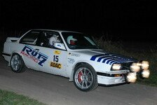 ADAC Rallye Masters - Spitzenteams belauern sich