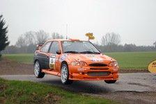 ADAC Rallye Masters - Zerreißprobe aller Nerven