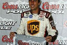 NASCAR - Reutimann holt erste Pole