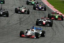 A1GP - Jani & Schweiz wollen an die Spitze
