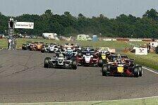 Britische F3 - Bilder: Snetterton - 5. Lauf