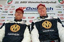 VLN - Bilder: 33. DMV Münsterlandpokal - 10. Lauf