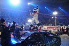 DTM - Scheider bei TV total Stock Car Crash Challenge