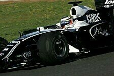 Formel 1 - Testing Time - Rookie-Test in Jerez
