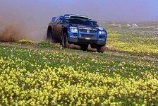 WRC - VW zieht eine positive Dakar-Zwischenbilanz