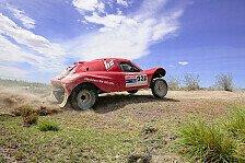 Dakar - Kahle/Schünemann klettern weiter nach oben