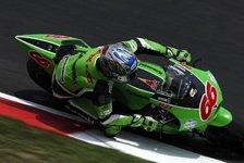 MotoGP - Vibrationen ließen Hofmann stoppen