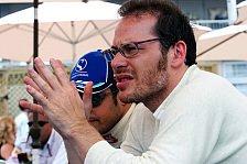 NASCAR - Villeneuves NASCAR Test