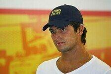 NASCAR - Piquet zur NASCAR-Vorbereitung auf Langstrecke