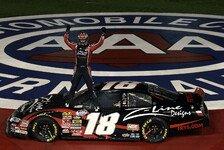 NASCAR - Nationwide: Kyle Busch mit Glanzleistung