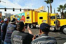 NASCAR - Busch Brothers zeigen Heimstärke