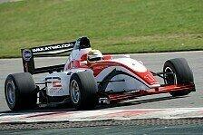 Formel 2 - Robert Wickens auf Pole