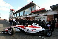 Formel 2 - Eng trotz Podestplatz noch nicht ganz zufrieden