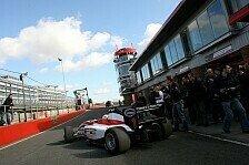 Formel 2 - Piscopo Trainingsschnellster in Valencia