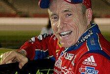 NASCAR - Der 50-jährige Mark Martin holt die Pole