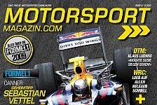 Formel 1 - NEU: Motorsport-Magazin jetzt am Kiosk