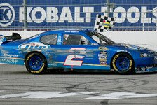 NASCAR - Kurt Busch war nicht zu schlagen