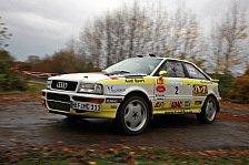 ADAC Rallye Masters - Carsten Alexy wieder ganz vorn dabei