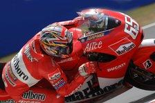 MotoGP - Freies Training: Capirossi führt Hitzeschlacht in Assen an