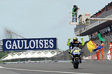 MotoGP - Catalunya GP: Rossi stiehlt Gibernau den Heimtriumph