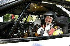 WRC - Aaron Burkart in Großbritannien: WRC-Debüt