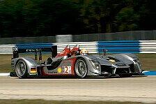 USCC - Audi R15 verpasst Pole nur knapp